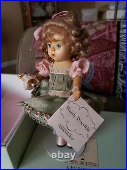 Madame Alexander WENDY WOODKIN 8 Limited Edition MIB