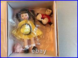 Madame Alexander Wendy Loves Curious George #42575 Mint Condition NIB