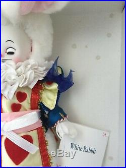 Madame Alexander White Rabbit Alice In Wonderland
