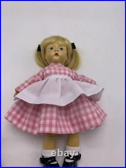 Madame Alexander Woodkin Edith The Lonely Doll DA1