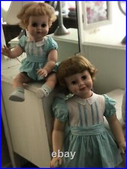 Madame alexander Joanie & Baby genuis Original clothes
