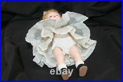 Mint Madame Alexander BKW Wendy In a Crispy Organdy Party Dress