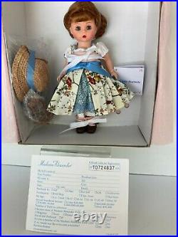 NEW Madame Alexander Doll Five Little Bluebirds NRFB Holiday Price