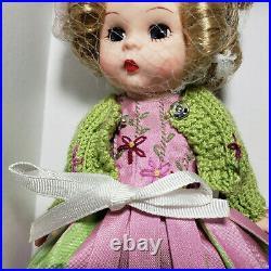 NIB RARE Madame Alexander Doll 37215 THE FOUR OF US Original Box 2003