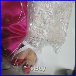 Nrfb Madame Alexander Rare 1999 Arnold Scassi Cissy 21 Fashion Doll Boa 22580