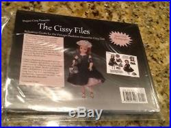 Project Cissy Presents The Cissy Files Book Written & Edited by Kiley Ruwe Shaw
