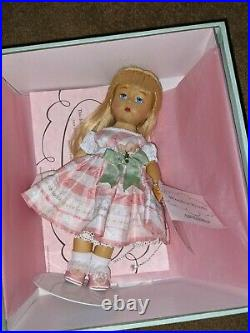 RARE Limited Edition 691/750 Madame Alexander Fully Jointed Doll WOODEN WENDY
