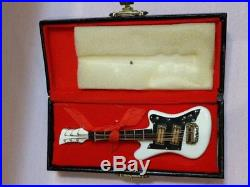 RARE MADAME ALEXANDER 8 ROCK N ROLL GROUP BEATLES SET With3 GUITARS NEW MINT
