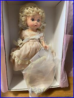 RARE Madame Alexander 8 Fill My Heart Doll 28745