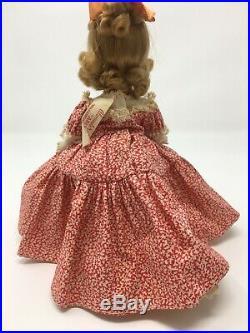 RARE Madame Alexander Kins for 1955 VINTAGE 8 Little Women dolls Complete Set