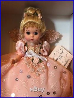 RARE Madame Alexander Lil Love Angel Pink 28350 NIB Mint Condition