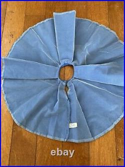 RARE ORIGINAL 1957 MADAME ALEXANDER CISSY 3pc BLUE COTTON OUTFIT 2114 Beautiful