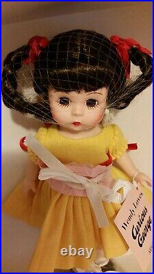 RL Madame Alexander NEW 8 Doll Wendy Loves Curious George 42575