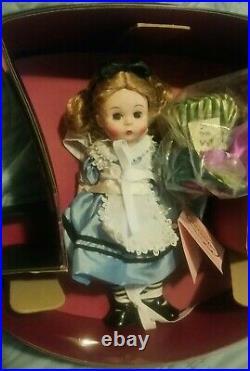 RRD Madame Alexander New 8 Doll Alice's Mad Adventure69815