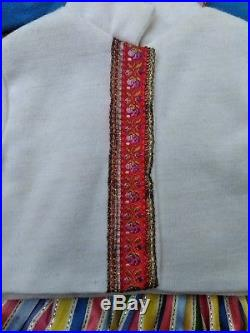 Rare 1959 Madame Alexander Cissy Ribbon Skirt & 2 Mandarin Jackets Set. Fao 22-38
