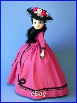 Rare 1960 Madame Alexander Creole Beauty Cissy Doll