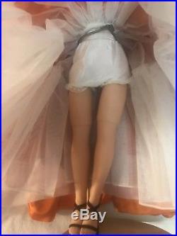 Rare Vintage Madame Alexander 1960 Godey Girl Cissy Doll