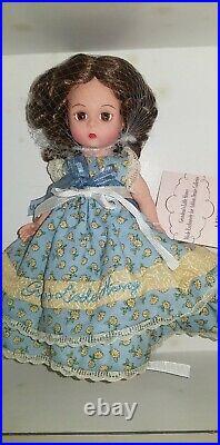 Retired Madame Alexander Exclusive Grandma's Little Honey 8 Doll -very Rare Dol