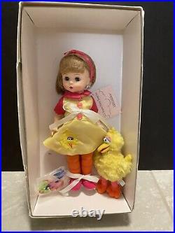 Retired & Rare 2004 Madame Alexander 1, 2, 3, Sesame Street Trunk Set 39080 Doll