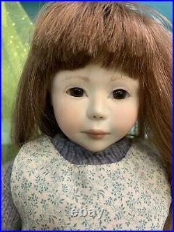 Roche Hanna Artist Doll, All Original, 1992 New Condition