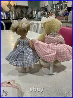 SO SWEET! WENDY AND MUFFY Limited Edition Madame Alexander 8 Doll #33635