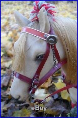 Sleigh with Horse, FAO Schwarz 1960 for Mdm Alexander Elise Doll