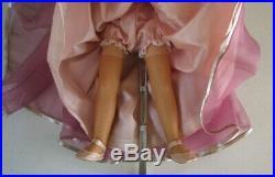 Stunning Museum Quality 1950 Madame Alexander Margaret Rose Bridesmaid 21 RARE