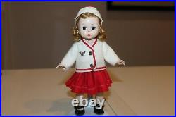 Super Cute Madame Alexander 1956 BKW Wendy Dressed For Spectator Sports