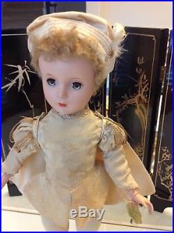 VINTAGE 1950 Madame Alexander 14 Prince Charming RARE and HTF