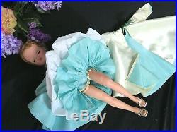 VINTAGE 1956 Madame Alexander CISSY DOLL blonde 20 TAGGED Opera Theater DRESS