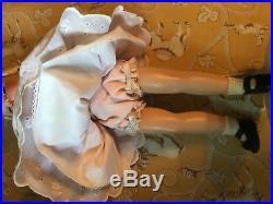 VINTAGE MADAME ALEXANDER 14-inch POLLY PIGTAILS