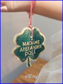 VINTAGE Madame Alexander NINA BALLERINA Original