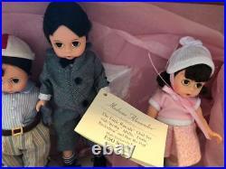 VINT. Madame Alexander The Little Rascals Doll Set MINT L/E of 2000 WORLDWIDE