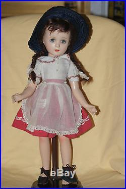 Vintage 18 Tagged Madame Alexander Margaret O'Brien Composition Doll