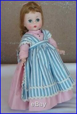 Vintage 1950's Madame Alexander kins Wendy Meg Little Women BKW bent bend leg