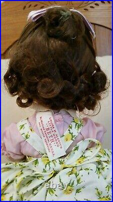 Vintage 1950s Madame Alexander 14 Little Women Doll BETH Original Clothes