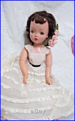 Vintage 1950s Madame Alexander 21 Inch Cissy Doll