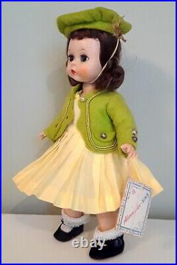 Vintage 1950s Madame Alexander-Kins Doll SLW Wendy 8 Shopping with Auntie SALE