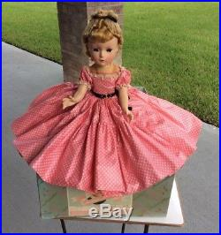 Vintage 1955 Madame Alexander AMY from the Little Women series