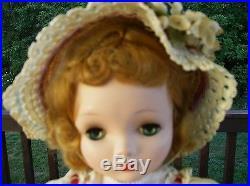 Vintage 20 Cissy Doll By Madame Alexander