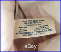 Vintage 21 Madame Alexander PUSSYCAT Baby Doll 1965