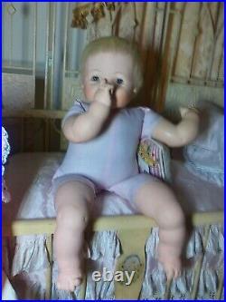 Vintage 23 Madame Alexander Kitten Baby Doll