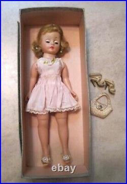 Vintage Cissette With Original Outfit & Box Original Owner + Clothing Lot GORGEOUS