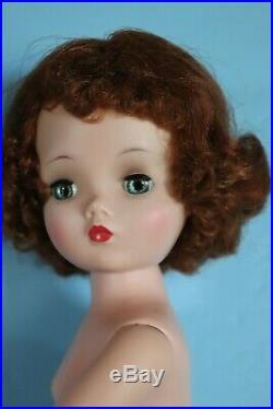 Vintage Infused Madame Alexander Cissy Doll