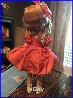 Vintage Madame Alexander 14 Sonja Henie composition doll, original outfit & Box