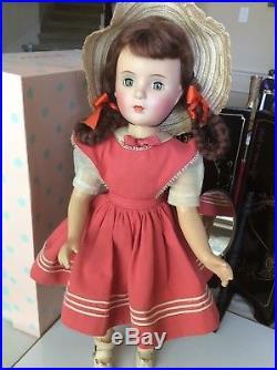 Vintage Madame Alexander 17 MARGARET O'BRIEN 1947