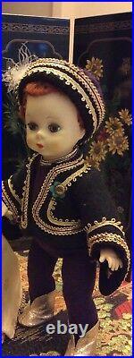 Vintage Madame Alexander 1955 #474 Romeo 8 SLW HP