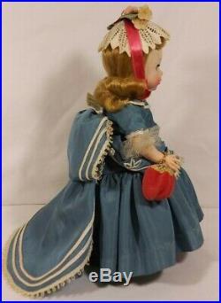 Vintage Madame Alexander 8 Victoria / Me and My Shadow Series 1954 #0030C