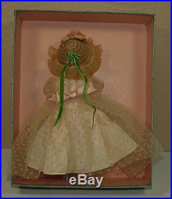 Vintage Madame Alexander AUBURN CISSETTE in 852 BRIDESMAID Complete Outfit withBOX