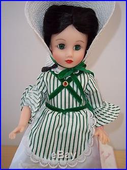 Vintage Madame Alexander A Stroll Down Peachtree Lane #16551 Scarlett Series